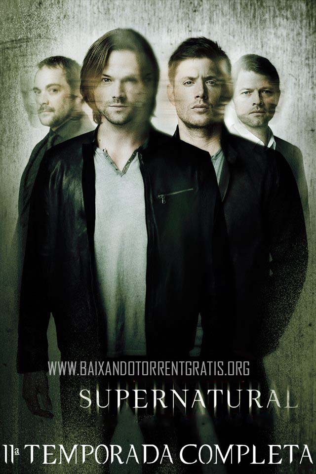Supernatural 11ª Temporada Torrent - HDTV 720p e 1080p Legendado (2015)
