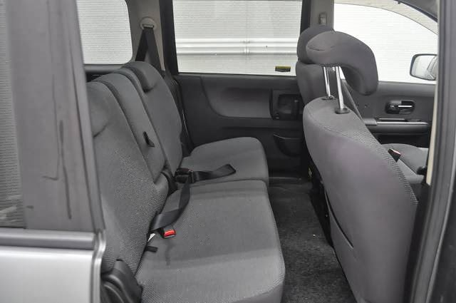 2005 Nissan Lafesta Welcab