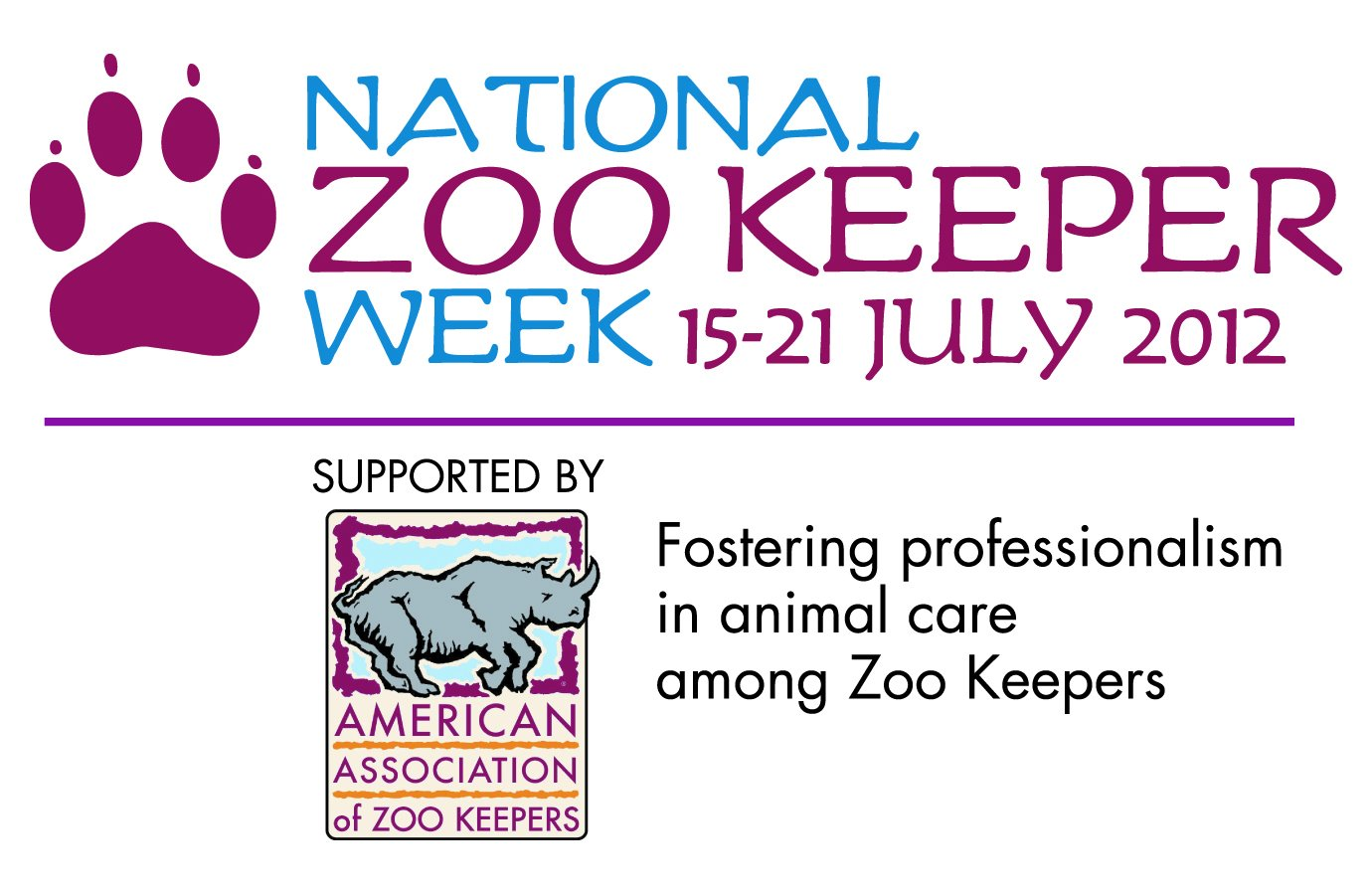 Life with dylan its national zoo keeper week its national zoo keeper week spiritdancerdesigns Images