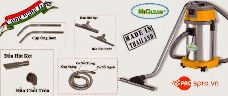 Máy hút bụi Công nghiệp HICLEAN HC-30