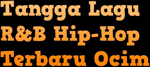 25 Tangga Lagu R&B Hip-Hop Terbaru Maret 2014