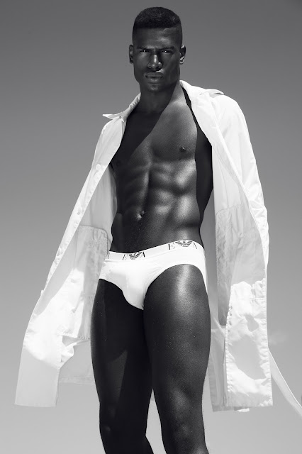 Broderick Hunter by Brent Chua