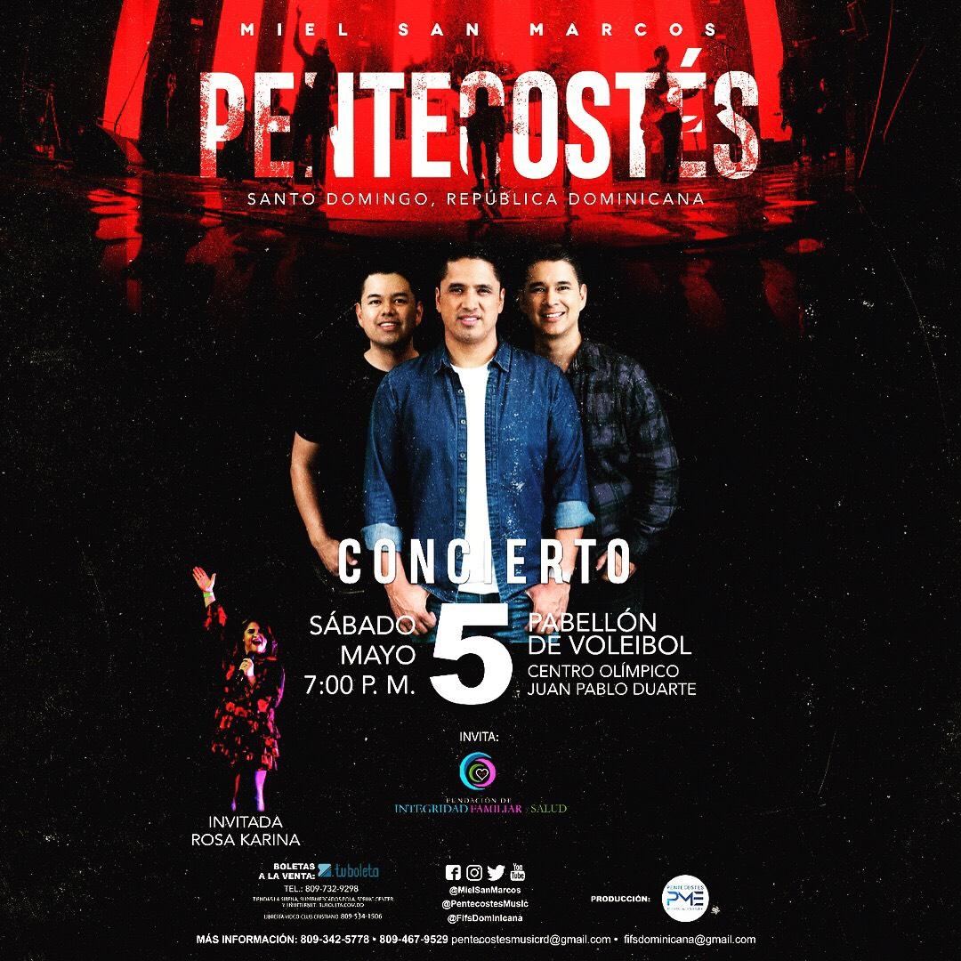 Pentecostés MUSIC & EVENT