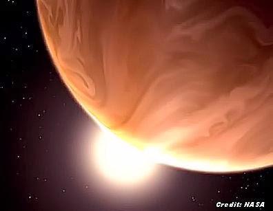 Alien Clouds Blanket Nearby 'Super-Earth' Exoplanet