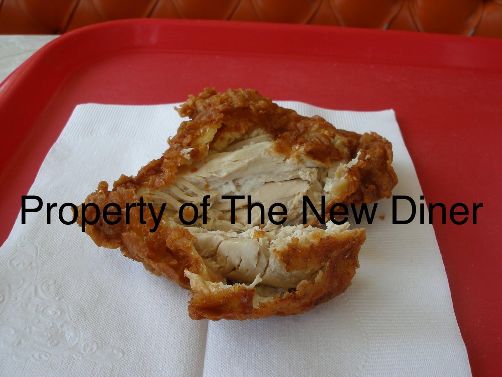 The New Diner: Pioneer Chicken-Bell Gardens