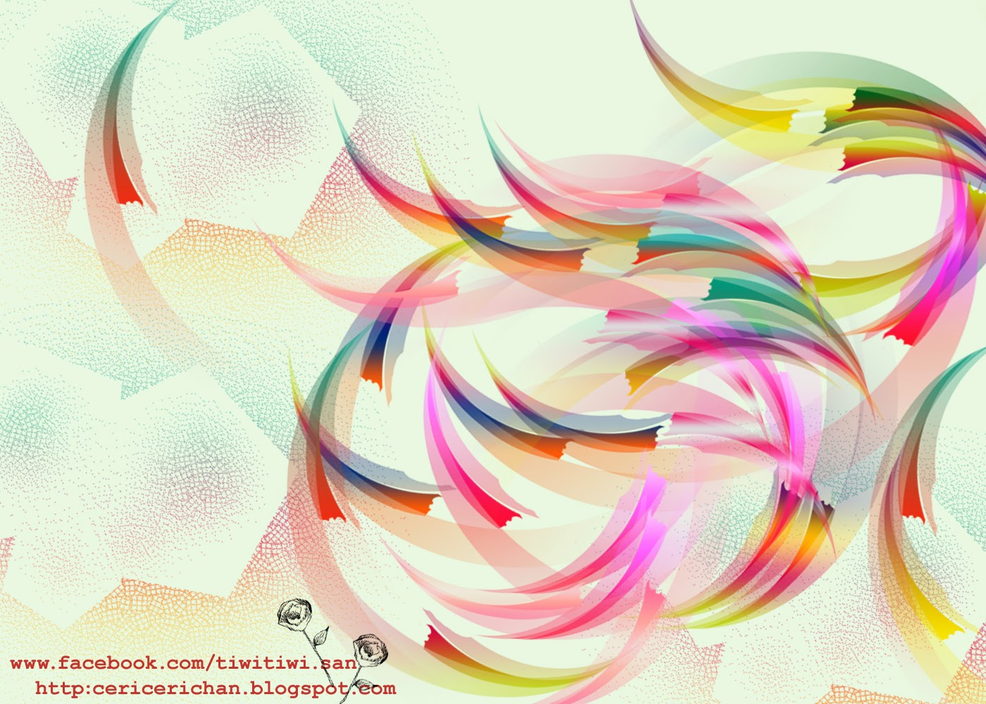 flower, abstract, style, wallpaper, beautiful