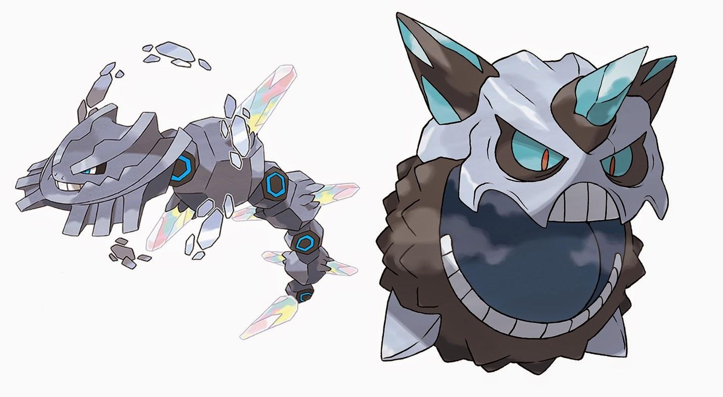 Pokemon Oras Mega Glalie images