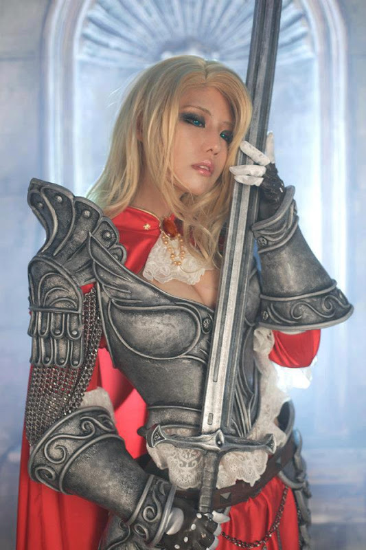 CosRain.Com TASHA&#65287;s COSPLAY - Hero
