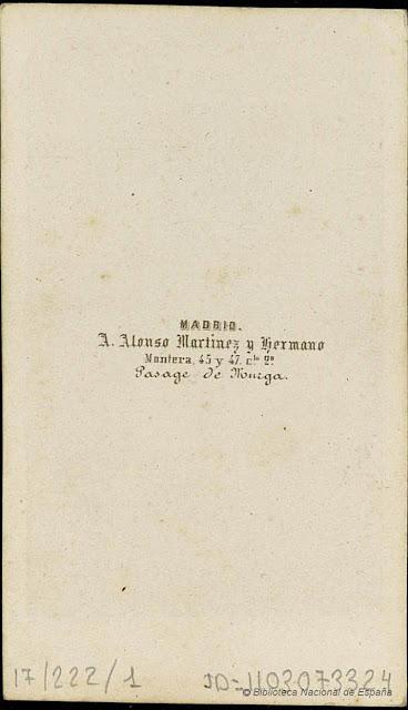 Orden de Santiago: Caballero civil sin identificar (1868)