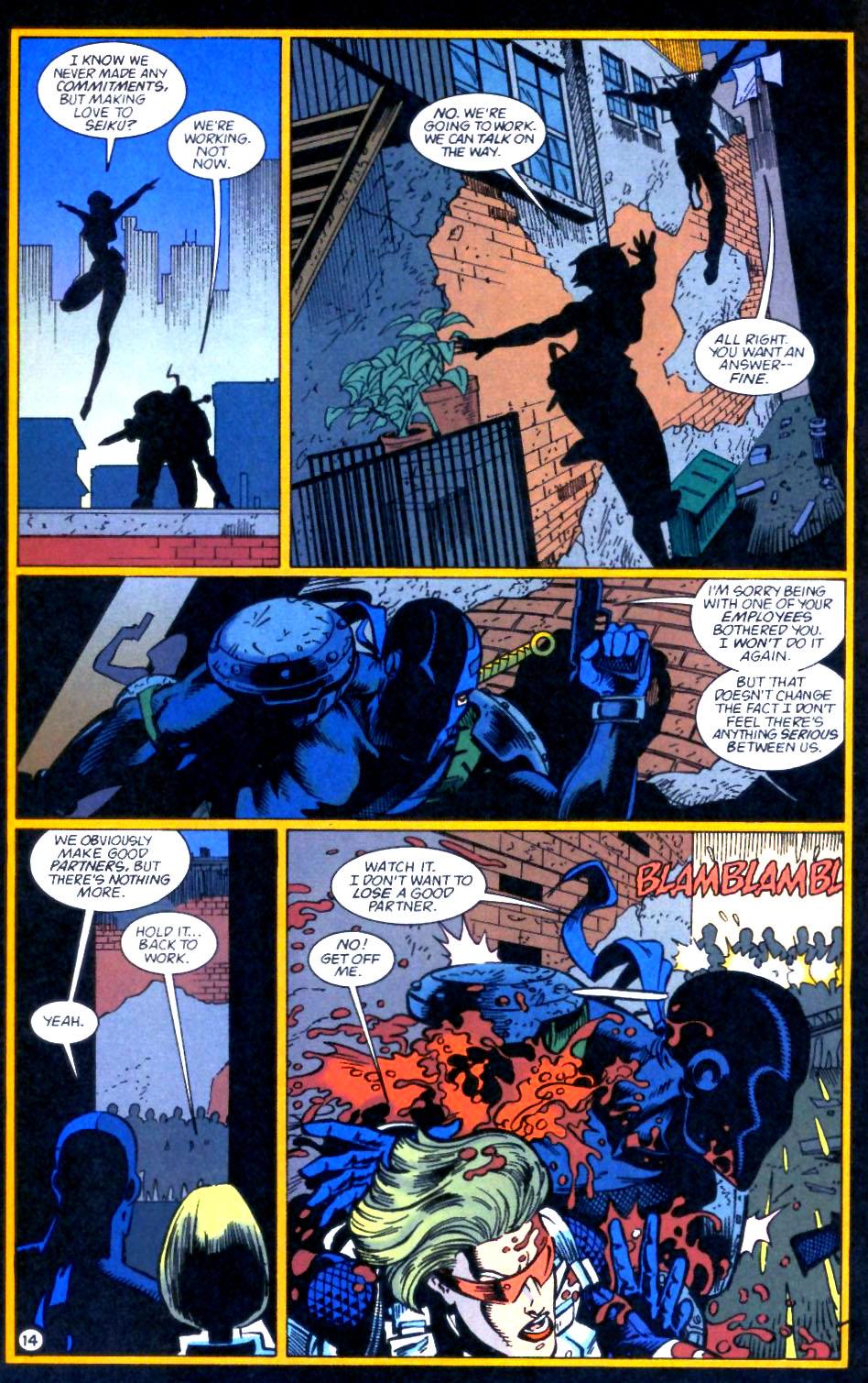 Deathstroke (1991) Issue #59 #64 - English 15