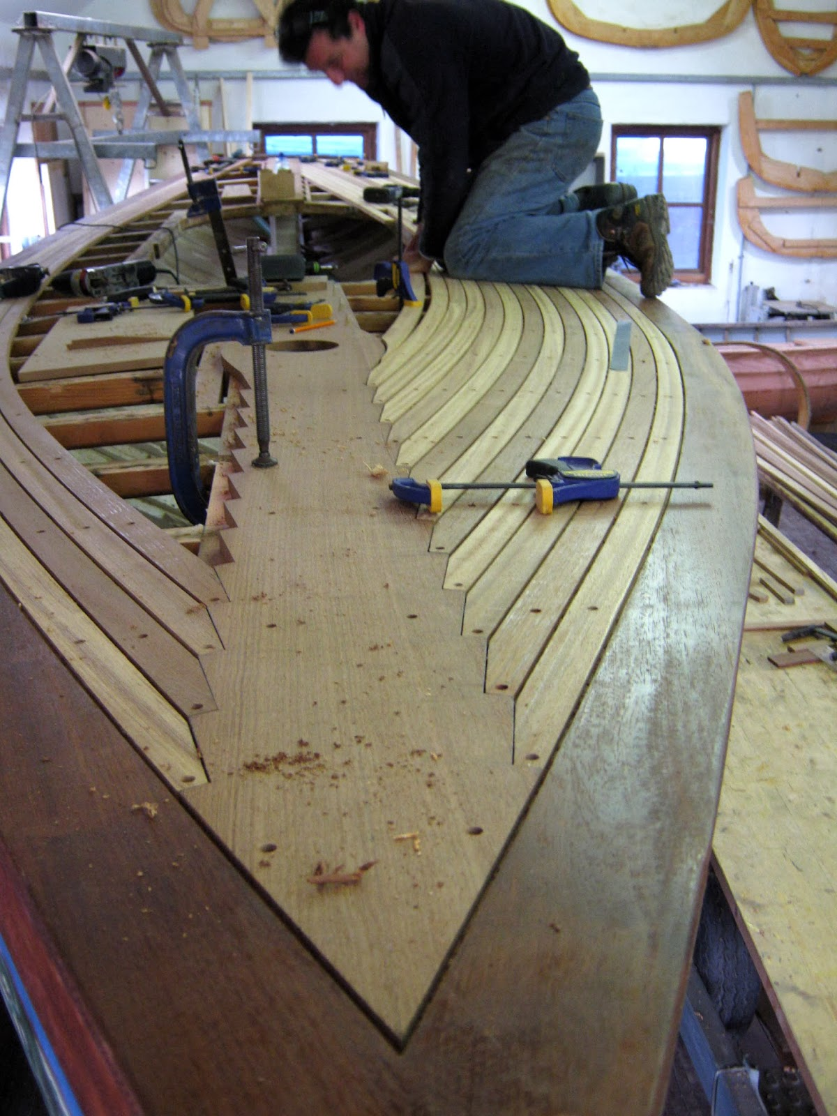 Traditional Boatbuilding Skills