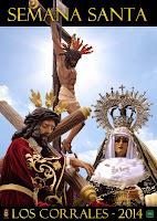 Semana Santa de Los Corrales 2014