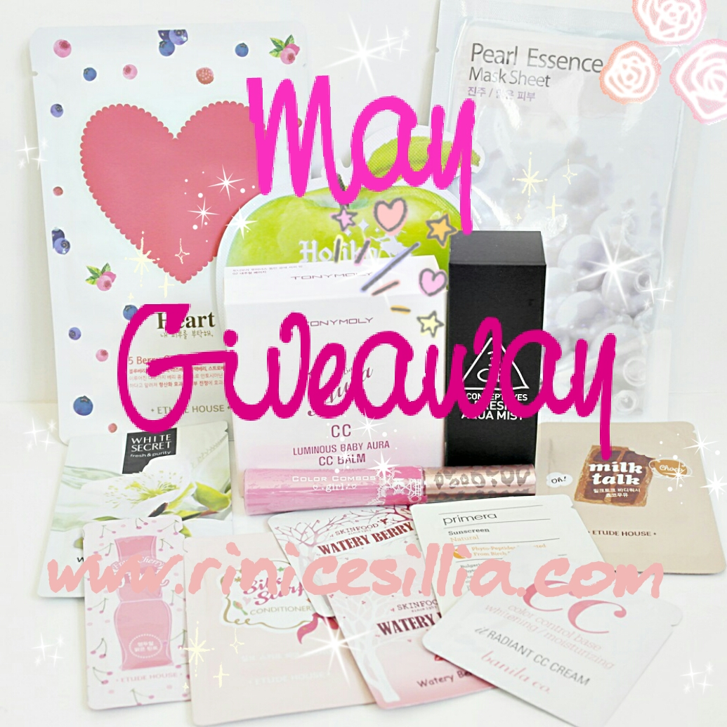 giveaway this month