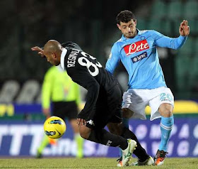 VIDEO HASIL SKOR SIENA VS NAPOLI
