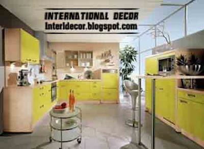 yellow kitchens Yellow Kitchen Designs 2013   Yellow Kitchen photos 2013
