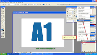 create simple 3D text in Photoshop-02