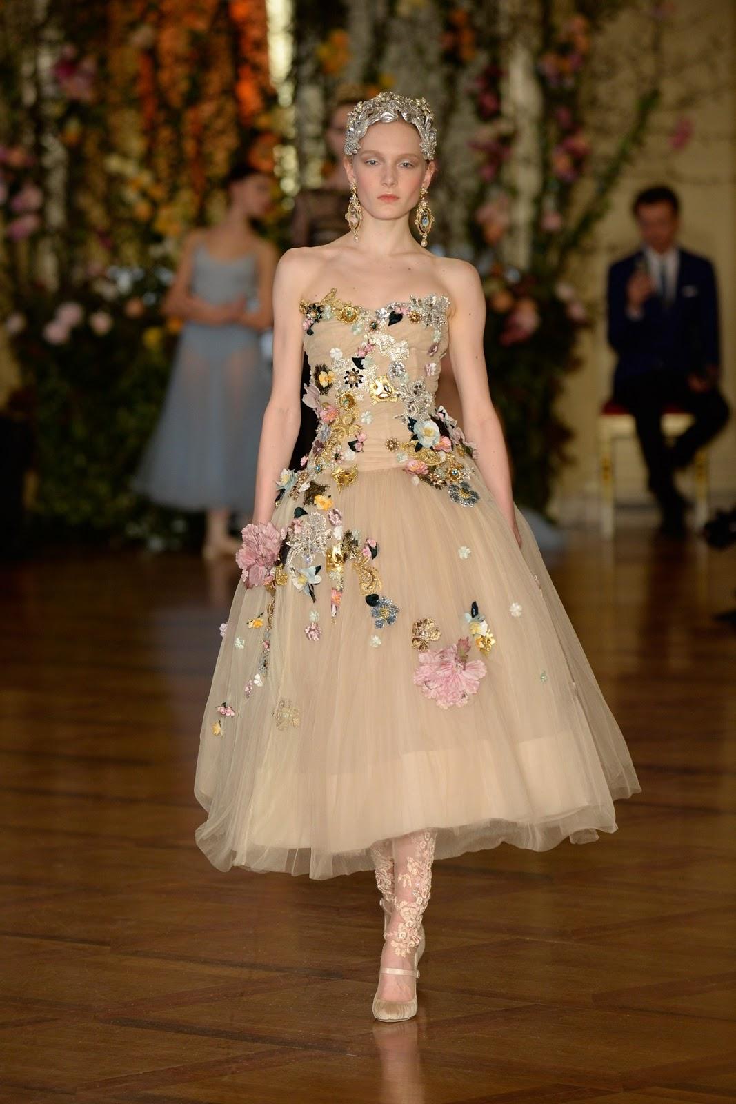 Loveisspeed dolce gabbana 39 s alta moda show at la for Alta couture