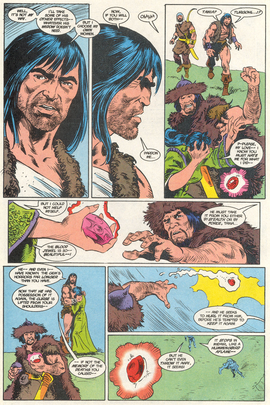 Conan the Barbarian (1970) Issue #275 #287 - English 49