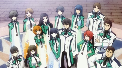 Mahouka Koukou no Rettousei BD Episode 1 - 26 [END] Subtitle Indonesia