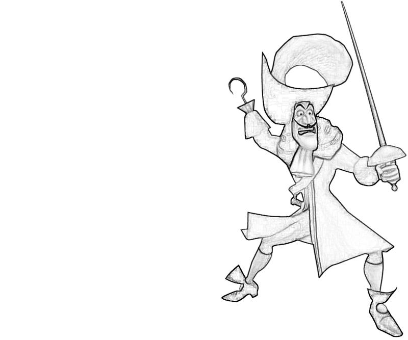 captain-james-hook-character-coloring-pages