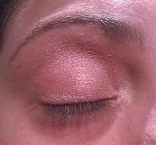 primer paso maquillaje de ojos