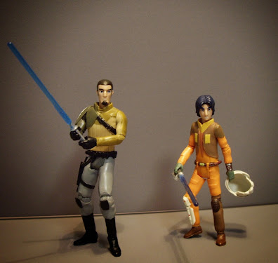 CUSTOMIZER SPOTLIGHT ARCHIVES: OUR STAR WARS CUSTOM ACTION FIGURE COLLECTION
