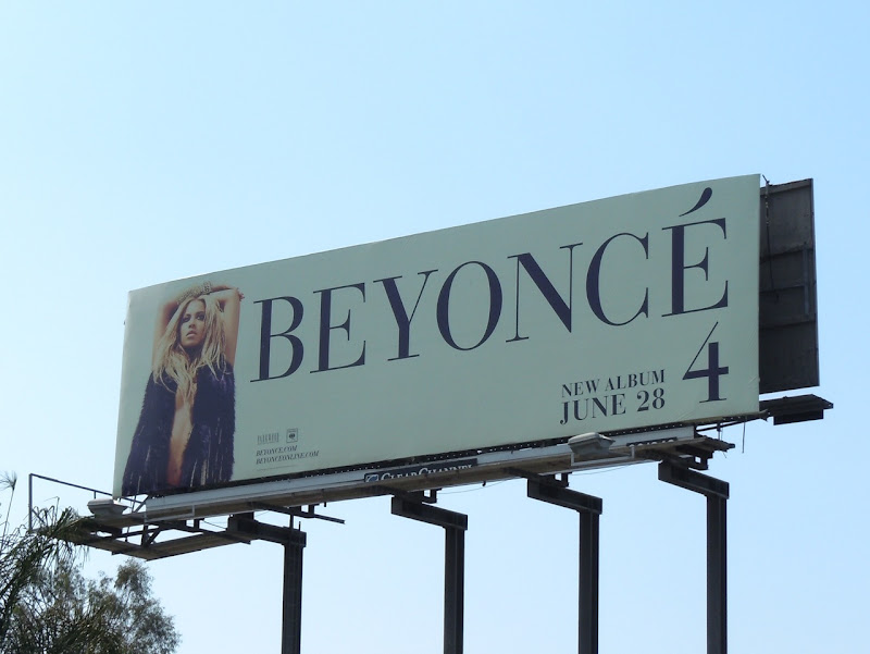 Beyonce 4 album billboard