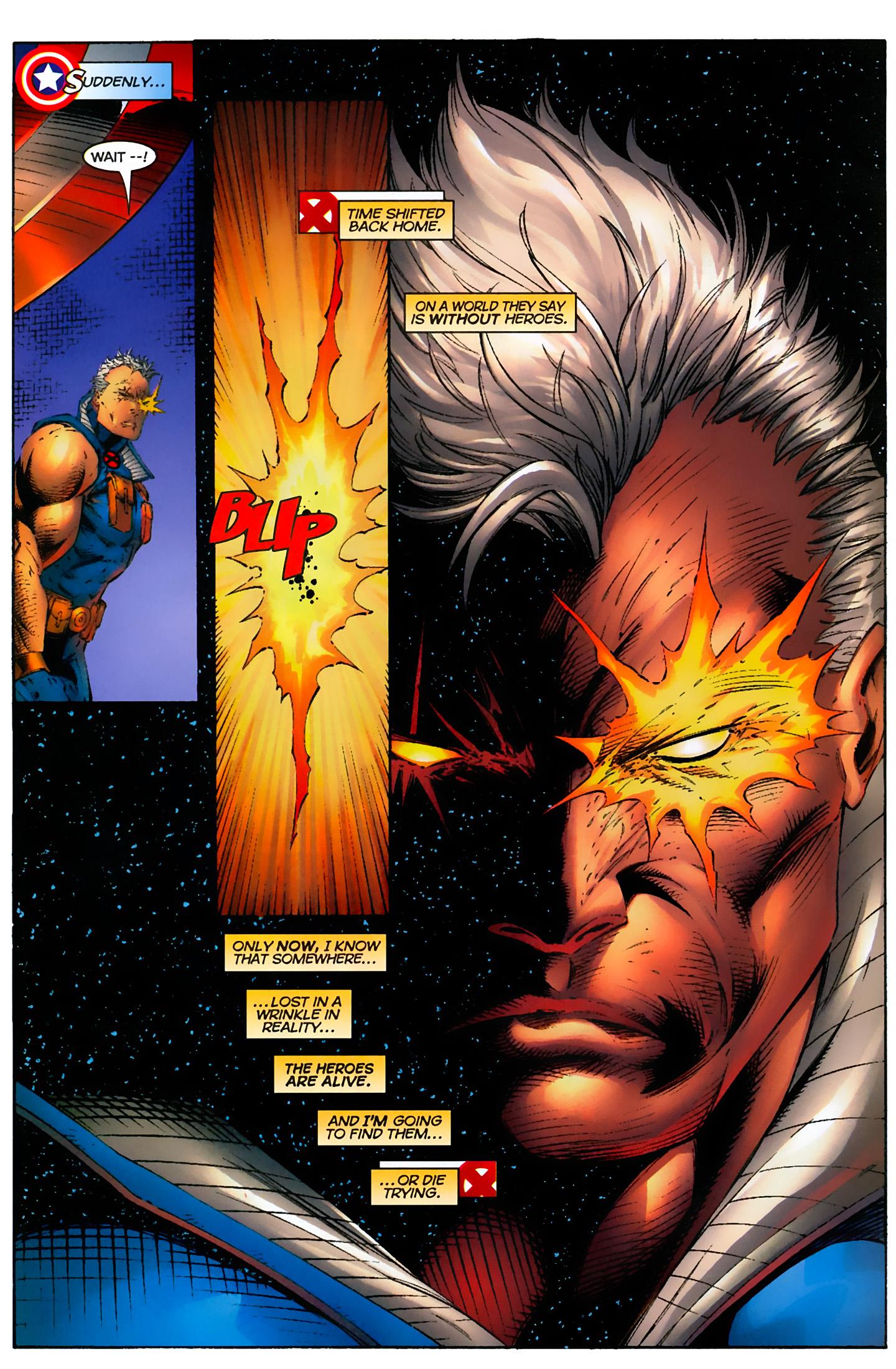 Captain America (1996) Issue #6 #6 - English 17