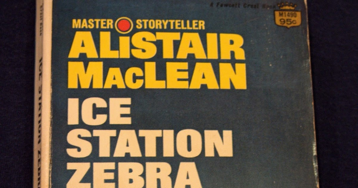 Ice station book report