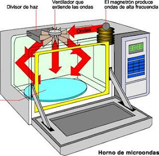 Los hornos microondas son peligrosos