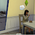 The first day of my Sims 4 life