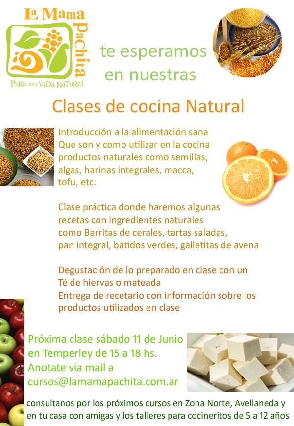 La mamapachita clases de cocina sana - Clases de cocina meetic ...