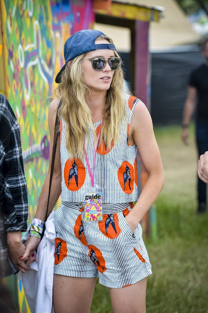 Glastonbury Looks 2015