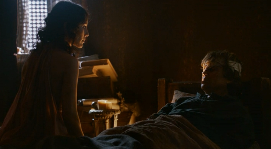 The Angst Report.: Game of Thrones Season Two Finale ... Game Of Thrones Shae And Tyrion