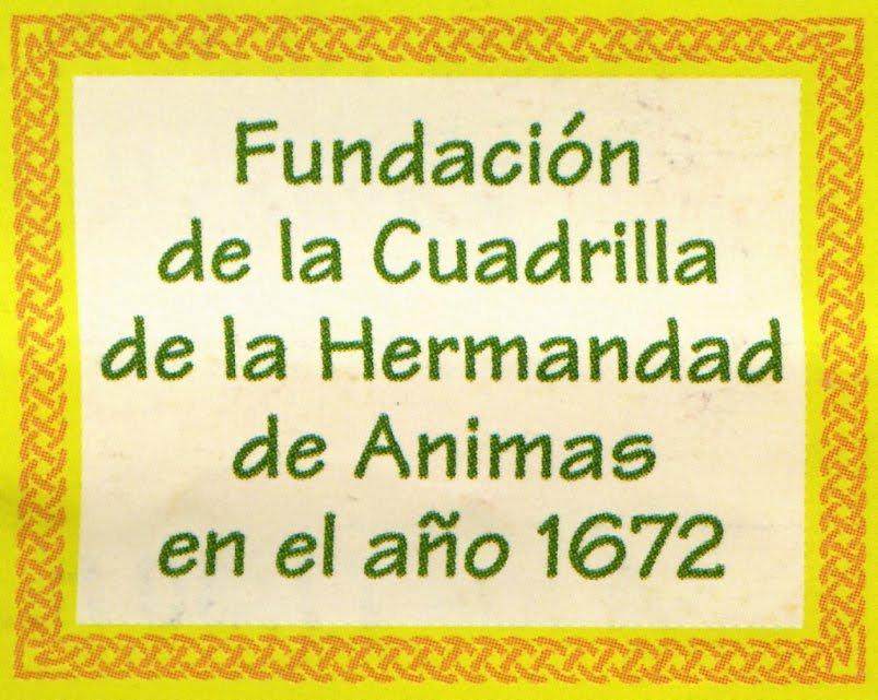 Fundación de la Cuadrilla de Aledo: