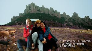 Castell de La Guàrdia i La Roca Foradada