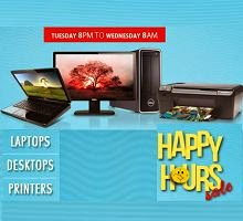 Laptops, Monitors, Laptops & Printers Upto Rs. 4000 OFF From Snapdeal.com
