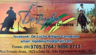 DE LUCHO ARTIGOS CAMPEIROS