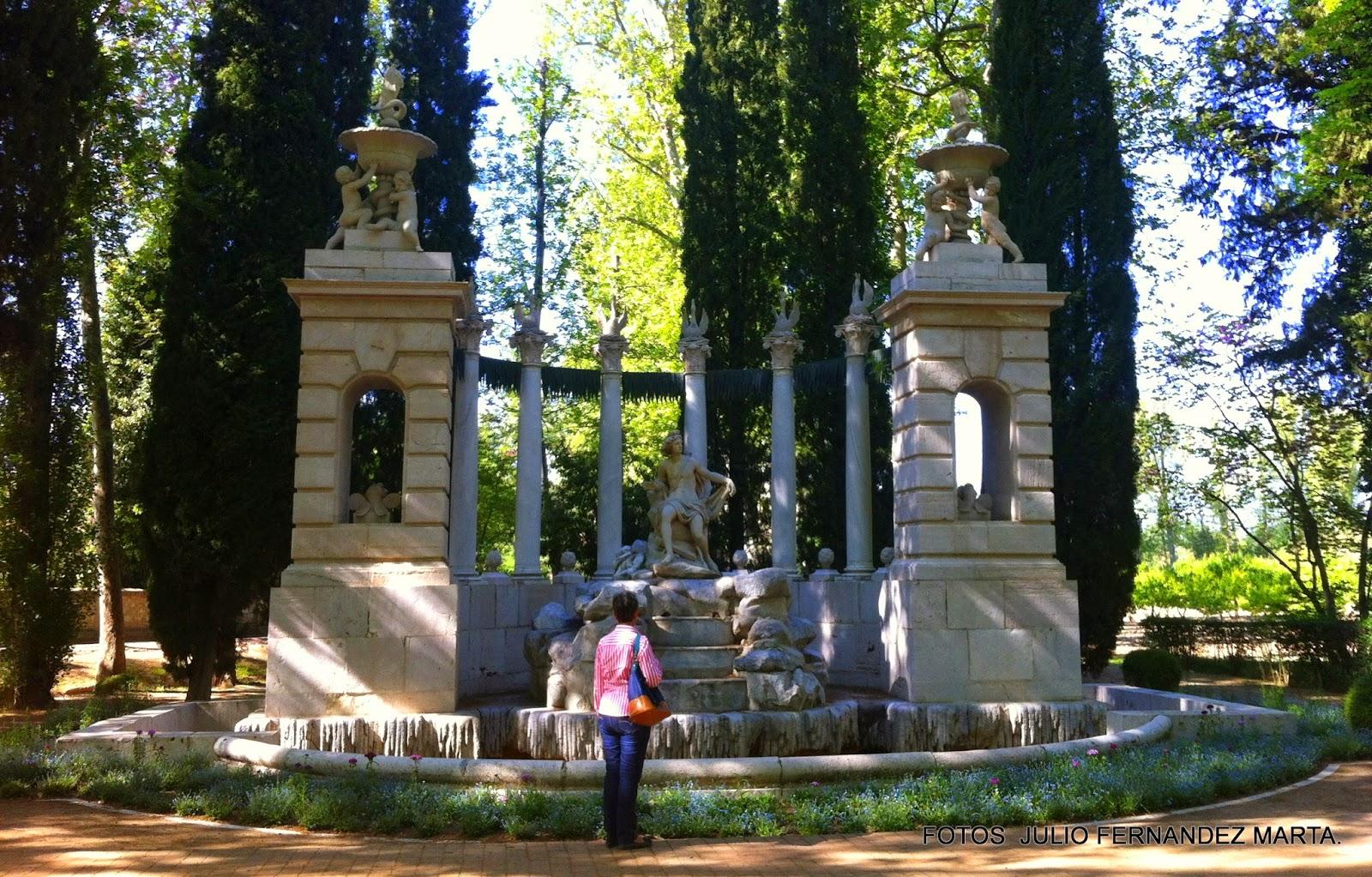 Mi peque o rinc n de fotos aranjuez y el jard n del for El jardin del principe