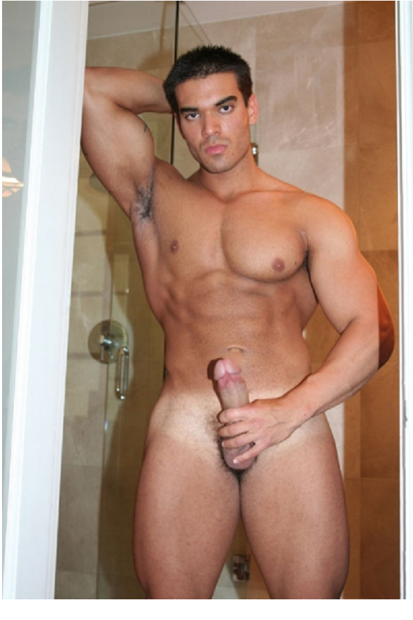 фото голые мужчины с большим члено