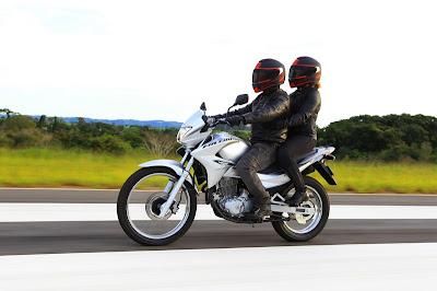 Lançamento moto Honda 2013