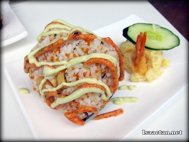 #7 Yaki Salmon - RM10.90