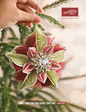 Stampin' Up Holiday Mini Catalog