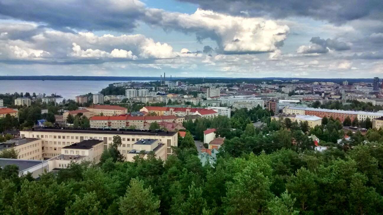 Torre de Observação Pyynikki