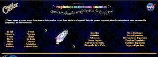 Astronomía niños