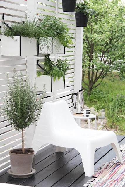 Inspiratie voor de tuin!