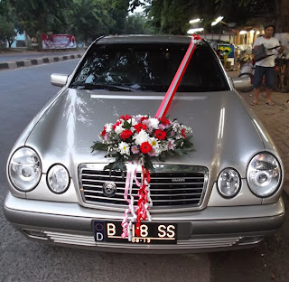 Rias Mobil Pengantin (WS-040)