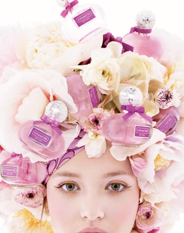 Paint me chic perfume coach poppy flower perfume coach poppy flower mightylinksfo