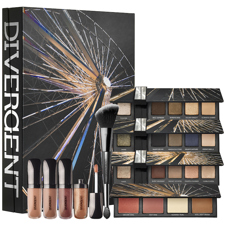 Sephora DivergentMakeup Collection Spring 2014 - Photos and Info