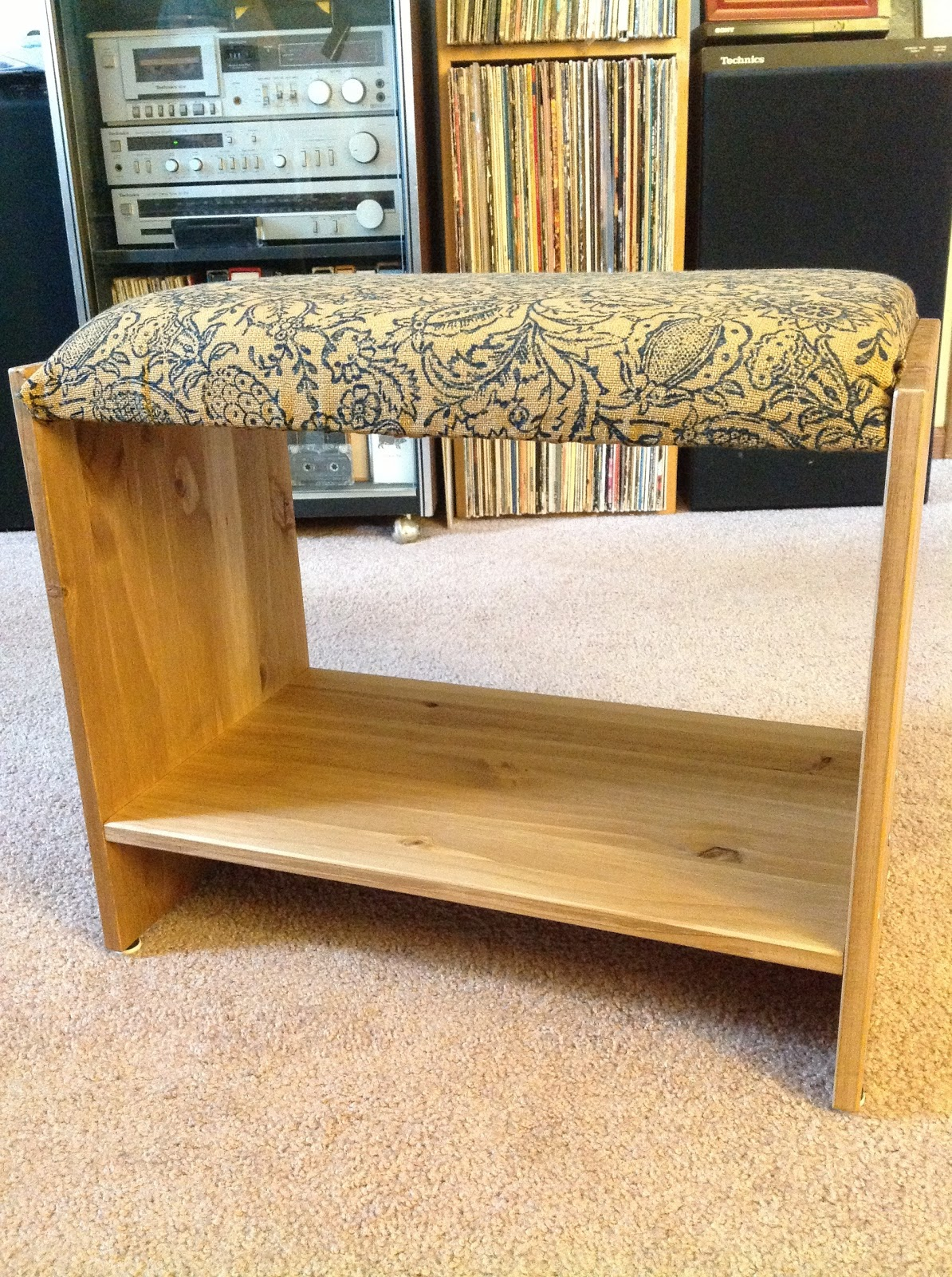 Glass Huff Full Ikea Nightstand Hack Cheap Amp Easy Footstool
